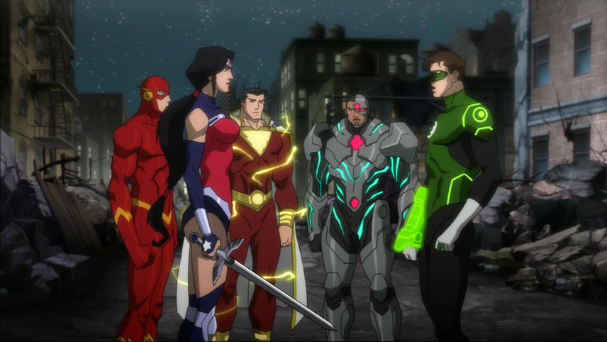 Justice League - Simple English Wikipedia, the free