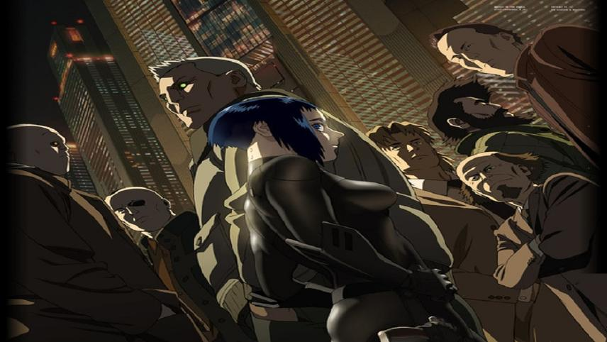 Phim Ghost In The Shell Arise: Border 4 - Ghost Stands