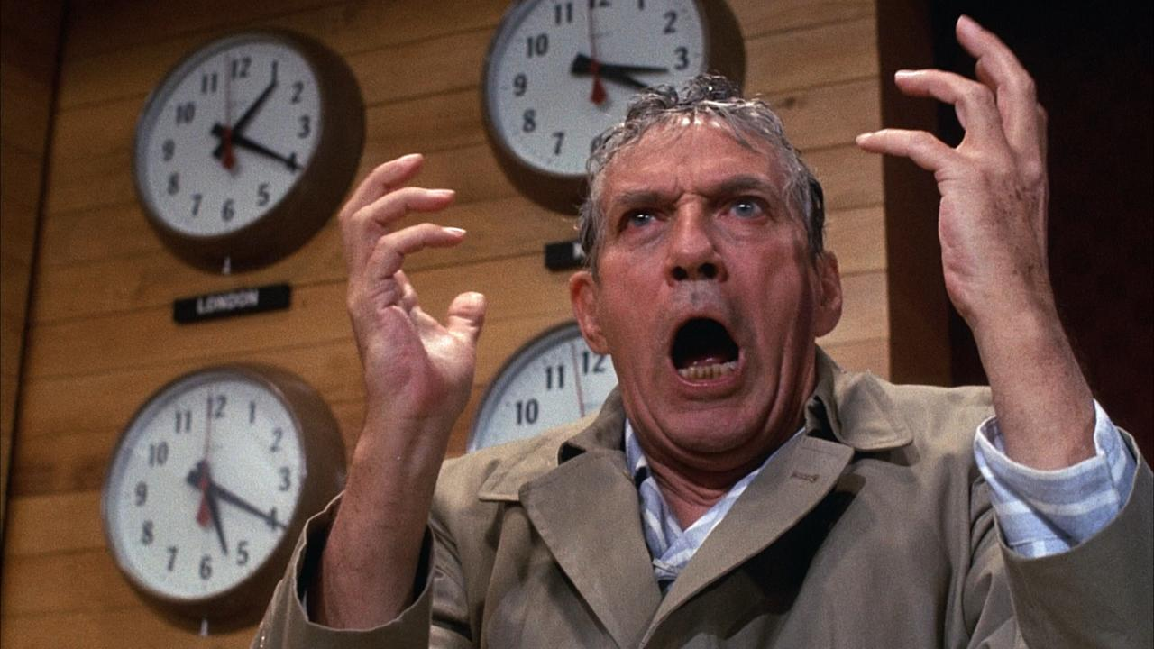 Network movie mad as hell