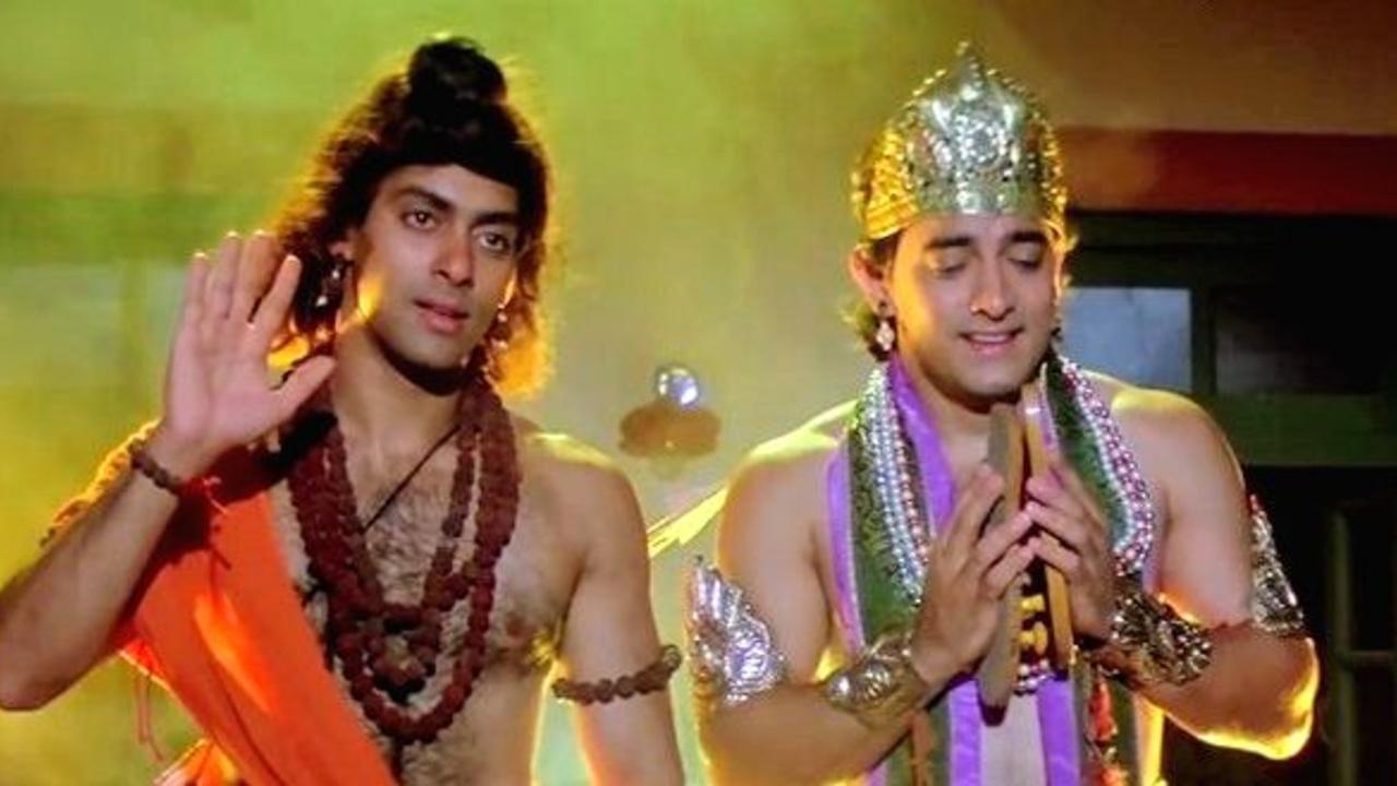 Watch Hindi Movies Online, Download Hindi Movie Videos Andaz apna apna photos