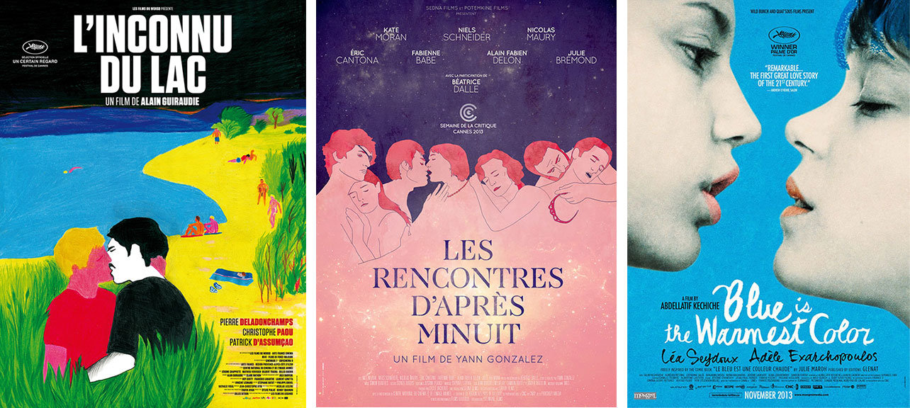 Best french movie posters