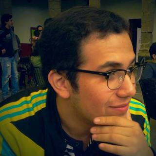 Juan Valero poză de profil