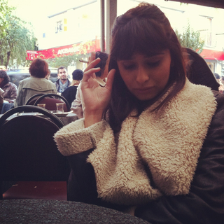 Nur Gülşen profilbilde
