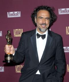 Foto van Alejandro González Iñárritu