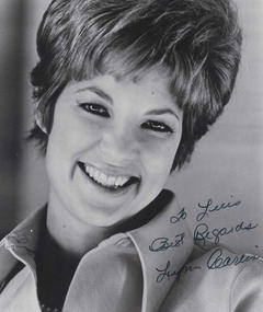 Photo of Lynn Carlin