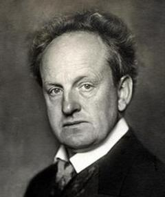 Photo of Gerhart Hauptmann