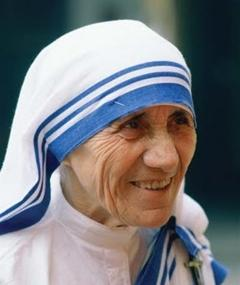 Photo of Mother Teresa