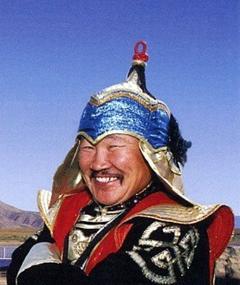 Photo of Kongar-ol Ondar
