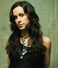 Photo of Alanis Morissette
