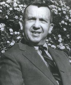 Photo of Irving Shulman