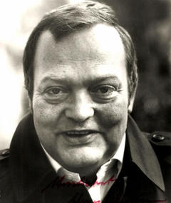 Photo of Hans Zander
