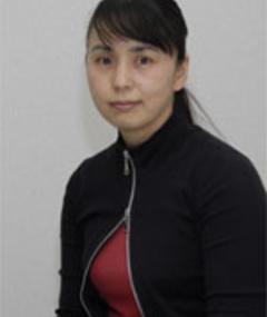 Photo of Atsuko Fukushima