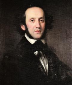 Foto af Felix Mendelssohn