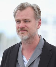 Foto av Christopher Nolan