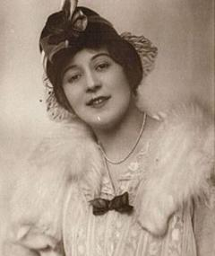 Photo of Trude Hesterberg