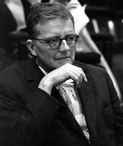 Photo of Dmitri Shostakovich