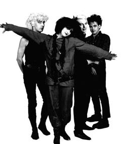 Photo of Siouxsie and the Banshees