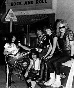 Photo of New York Dolls