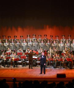 Photo of Alexandrov Red Army Ensemble