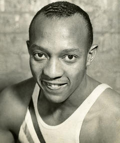 Photo of Jesse Owens