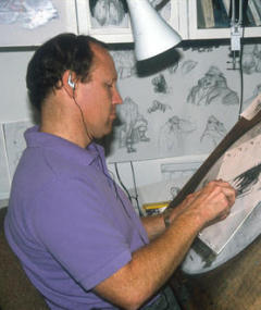 Photo of Glen Keane