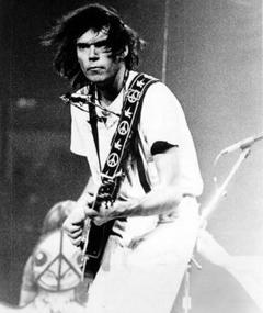 Foto af Neil Young