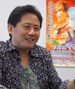 Photo of Minoru Takanashi