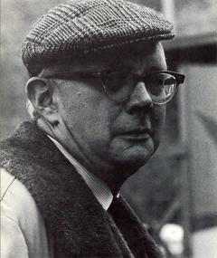 Photo of Irving Howe