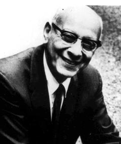 Photo of Bruno Bettelheim