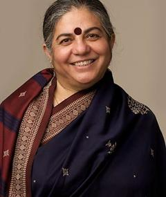 Photo of Vandana Shiva