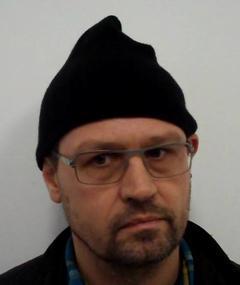 Photo of Einar Örn Benediktsson