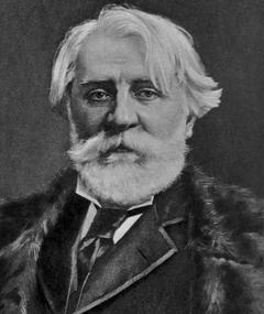 Photo of Ivan Turgenev
