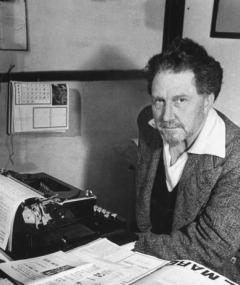 Photo of Ezra Pound