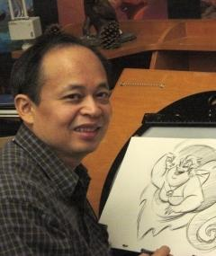 Photo of Ruben A. Aquino