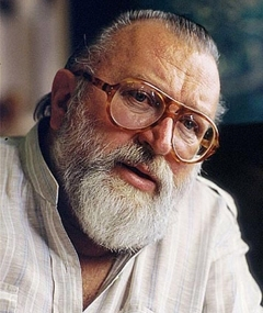 Photo de Sergio Leone
