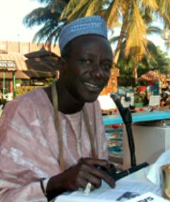 Photo of Moussa Sene Absa