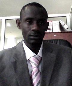 Photo of Mahamadou Kouyaté