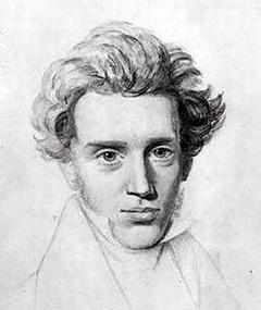Photo of Søren Kierkegaard
