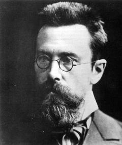 Photo of Nikolai Rimsky-Korsakov