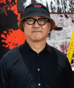 Photo of Katsuhiro Ôtomo