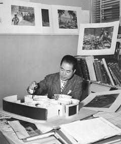 Photo of Eddie Imazu