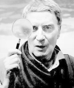 Photo of Brion Gysin
