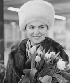 Photo of Galina Vichnevskaya