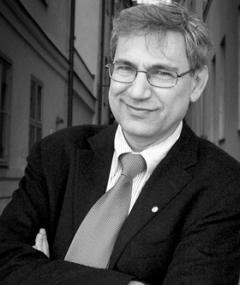 Photo of Orhan Pamuk