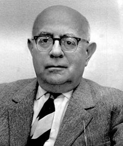 Photo of Theodor W. Adorno