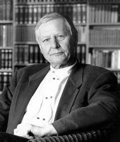 Photo of Hans Magnus Enzensberger