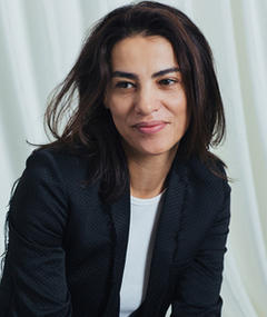 Photo of Manal Khader