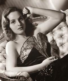 Photo of Dorothy Morris