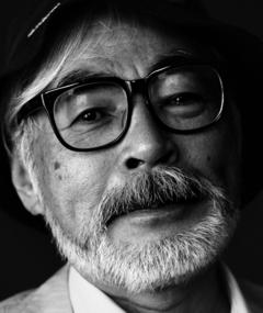Poza lui Hayao Miyazaki
