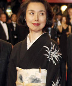 Photo of Kikumi Yamagishi